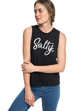 SALTY MUSCLE TANK  ARJZT04981