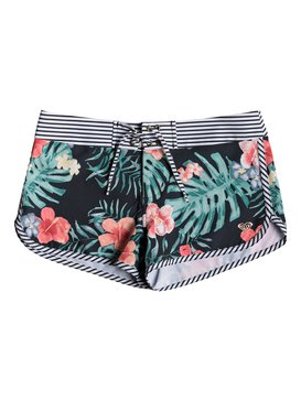 Happy Spring - Board Shorts for Girls 8-16  ERGBS03060