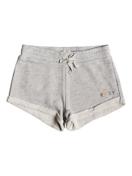 Travel Often Heather A - Sweat Shorts for Girls 8-16  ERGFB03101