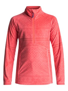 Cascade - Half-Zip Polar Fleece for Girls 8-16  ERGFT03210