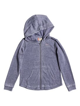 Teasing You Palm Tree - Zip-Up Hoodie for Girls 8-16  ERGFT03258
