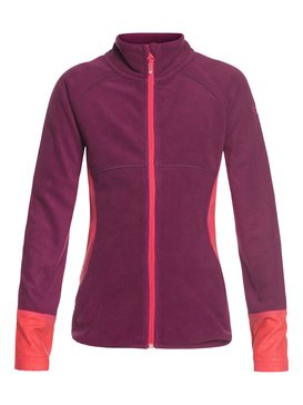 Harmony - Technical Zip-Up Fleece for Girls 8-16  ERGFT03268