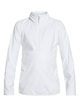 Cascade - Technical Half-Zip Fleece for Girls 8-16  ERGFT03269