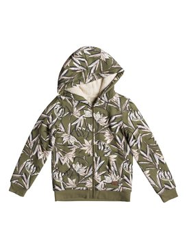 Earth Groove - Zip-Up Hoodie for Girls 8-16  ERGFT03294