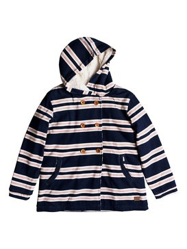 Keep On Waiting - Button-Up Hoodie for Girls 8-16  ERGFT03295