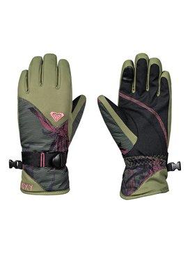 ROXY Jetty - Ski/Snowboard Gloves for Girls 8-16  ERGHN03014