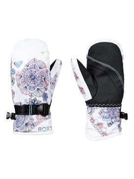 ROXY Jetty - Ski/Snowboard Mittens for Girls 8-16  ERGHN03015