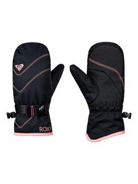 ROXY Jetty - Ski/Snowboard Mittens for Girls 8-16  ERGHN03016