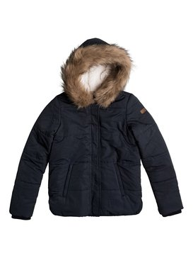 Evergreen Tree - Hooded Puffer Jacket for Girls 8-16  ERGJK03042