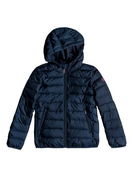 Feeling Better - Hooded Puffer Jacket  ERGJK03055