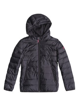 Wonderfull Tonight - Hooded Puffer Jacket  ERGJK03056