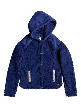 Oats To Water - Plush Fleece Jacket  ERGPF03008