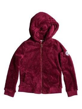 Window Blues - Plush Fleece Jacket  ERGPF03009