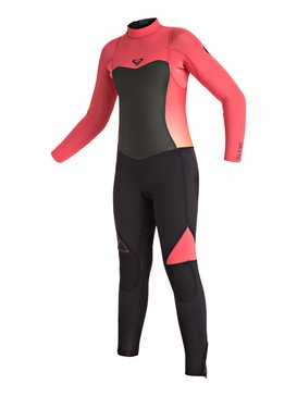 Syncro 3/2mm - Back Zip Full Wetsuit  ERGW103003