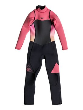 Syncro 3/2mm - Back Zip Full Wetsuit  ERGW103009