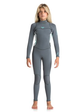 3/2mm Syncro Series - Back Zip Wetsuit for Girls 8-16  ERGW103012