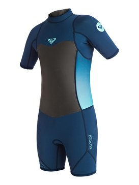 Syncro 2/2mm - Back Zip Springsuit  ERGW503001