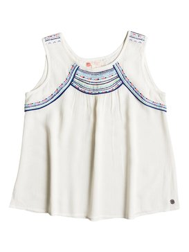 Dotty Folk - Sleeveless Top  ERGWT03011