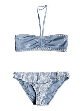 Nautical Summer - Bandeau Bikini Set for Girls 8-16  ERGX203135