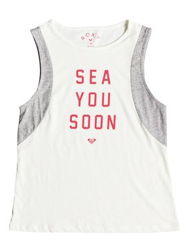 A Smooth Sea - Vest Top for Girls 8-16  ERGZT03268
