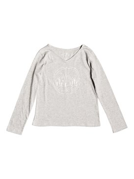 Say Something - Long Sleeve Top for Girls 8-16  ERGZT03331