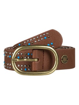 Hit The Dance Floor - Leather Belt for Women  ERJAA03397
