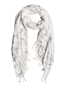 Sing To Wear - Fringed Scarf for Women  ERJAA03410