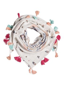 On The Boat - Square Scarf for Women  ERJAA03413