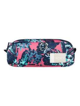 Trousse scolaire Roxy Da Rock Mahna Rouge Red Mahna Mahna rose