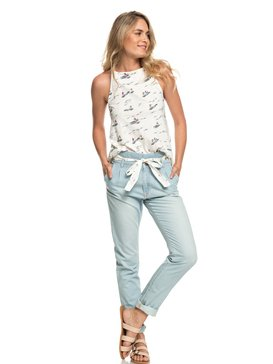 Bahia Sucia - Denim Beach Pants  ERJDP03187