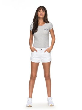 Venetian Islands - Denim Shorts for Women  ERJDS03158