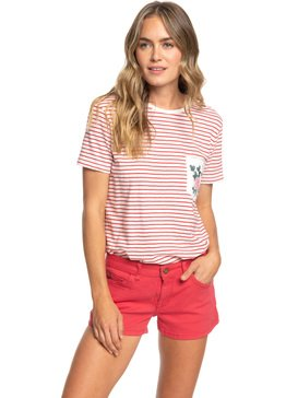 Minimal Mood - Denim Shorts for Women  ERJDS03193
