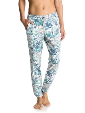 Hollow Dance Printed - Printed Joggers  ERJFB03101