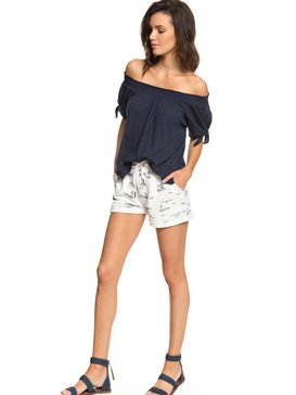 Trippin - Sweat Shorts for Women  ERJFB03163