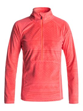 Cascade - Half-Zip Polar Fleece for Women  ERJFT03562