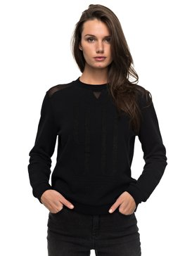 Ride Freely - Boxy Fit Sweatshirt for Women  ERJFT03601
