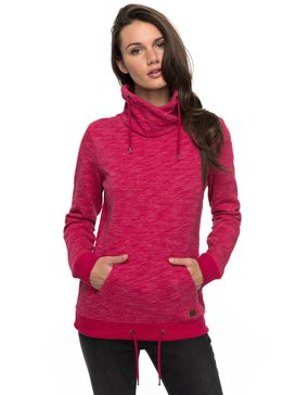 Sandy Dreams - Wrap Collar Sweatshirt for Women  ERJFT03609