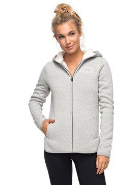 Sweet Feeling - Technical Zip-Up Hoodie for Women  ERJFT03628