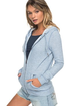 Trippin Embelishment - Zip-Up Hoodie for Women  ERJFT03701
