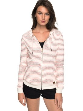 Trippin Stripe - Zip-Up Hoodie for Women  ERJFT03703