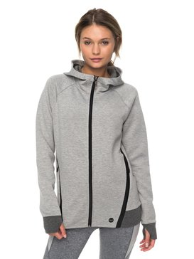Duel Au Soleil - Technical Zip-Up Hoodie for Women  ERJFT03717