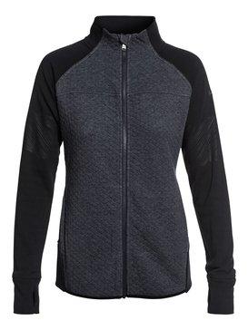 ROXY Premiere - Technical Zip-Up Sweatshirt for Women  ERJFT03740
