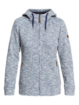 Doe - Technical Zip-Up Hoodie for Women  ERJFT03744