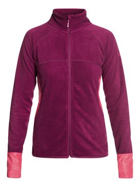 Harmony - Technical Zip-Up Fleece for Women  ERJFT03857
