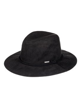 Enjoy Your Party - Faux-Suede Fedora for Women  ERJHA03325