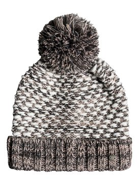 Corner Of The Fire - Knitted Beanie for Women  ERJHA03464