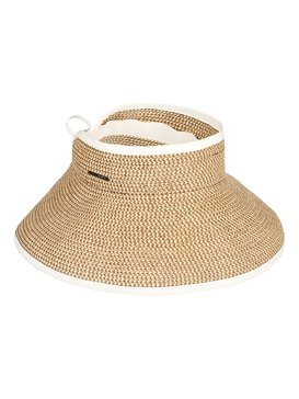 Kiss The Ocean - Capeline Straw Hat for Women ERJHA03495. 1 Color. Sombrero  de Popotillo Kiss The Ocean Capeline 5d5390c604f