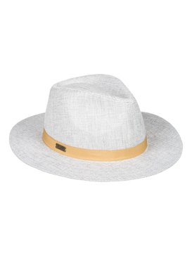 Spring Daze - Linen Fedora for Women  ERJHA03523