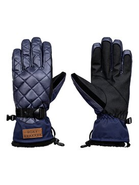 Merry Go Round - Snowboard/Ski Gloves for Women  ERJHN03069