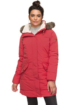 Ellie 5K - Waterproof Longline Hooded Jacket for Women  ERJJK03186